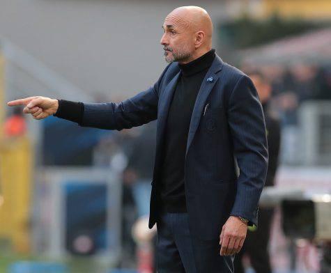 Inter Spal Spalletti