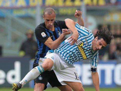 Inter infortunati Miranda Brozovic Nainggolan