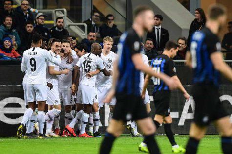Inter Eintracht pagelle tabellino