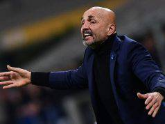 Inter Eintracht Spalletti