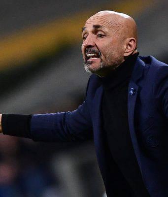 Inter Eintracht Spalletti