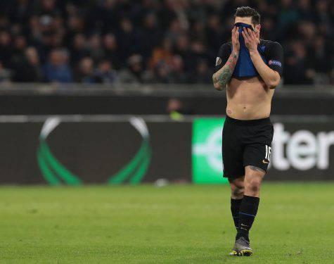 Inter Eintracht Politano