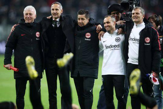 Eintracht Inter Hutter