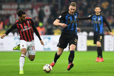 Inter Skriniar derby