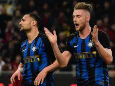 Calciomercato Inter Skriniar Juventus