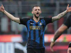 Milan Inter infortunio Brozovic