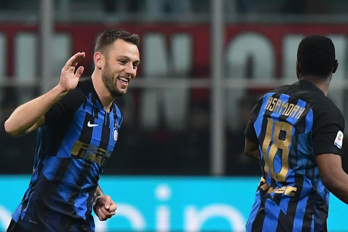 Milan Inter De Vrij
