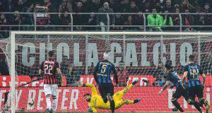 Milan Inter derby pagelle tabellino