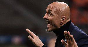 Inter spalletti milan