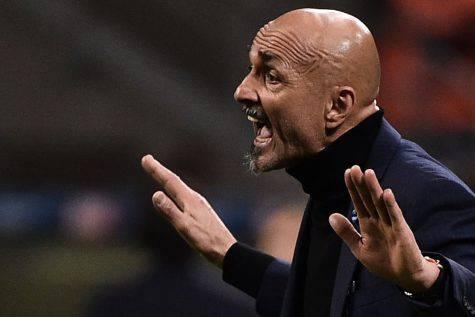 Inter Lazio Spalletti Icardi società