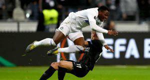 Eintracht Inter Asamoah