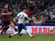 Argentina Venezuela Lautaro gol