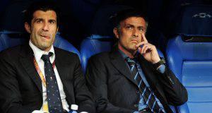 calciomercato inter figo mourinho