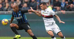 Genoa Inter formazioni