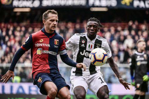 Genoa Inter Criscito squalificato