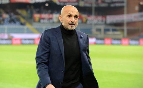 Genoa Inter Spalletti