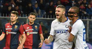 Genoa Inter pagelle tabellino