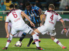 Inter Atalanta Zapata Gasperini