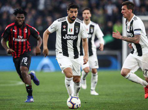 inter juventus infortunio khedira