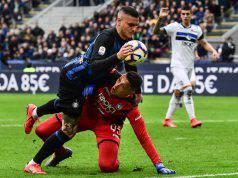 Inter Atalanta pagelle tabellino