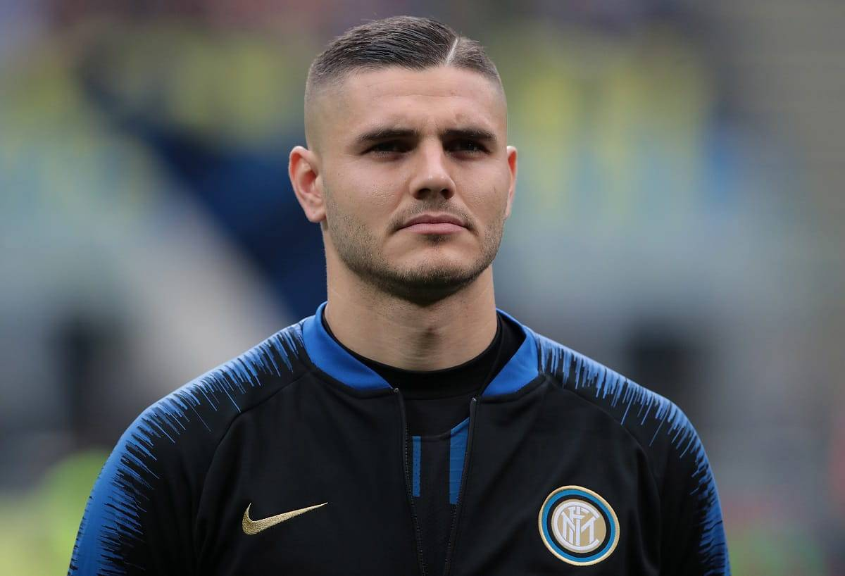 calciomercato inter icardi atletico madrid