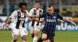 inter juve pagelle tabellino