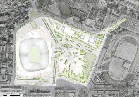inter milan progetto nuovo stadio
