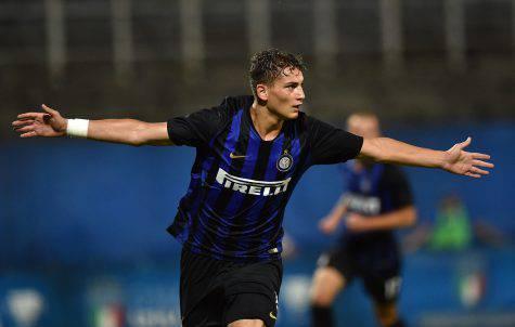 UFFICIALE: Inter, il baby Esposito rinnova fino al giugno del 2022