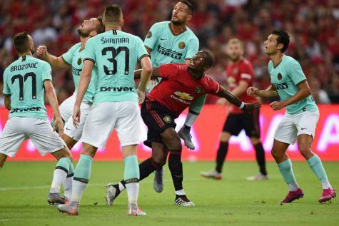 manchester united inter pagelle tabellino