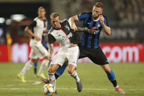 Mercato Inter, assalto del Barça a Skriniar! La posizione di Marotta