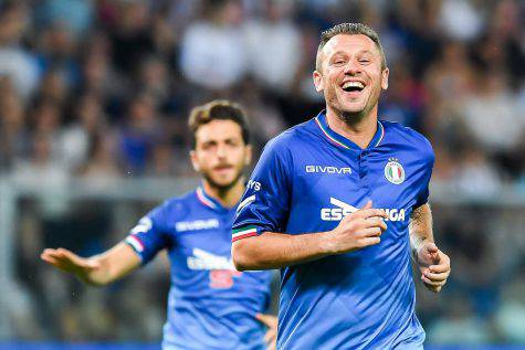 Calciomercato, Antonio Cassano sogna un clamoroso scambio tra Inter e Juventus