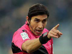 calvarese arbitro inter roma