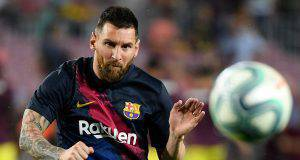 infortunio messi barcellona inter