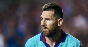 messi infortunio barcellona-inter