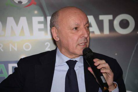 Mercato Inter, Marotta al lavoro per accontentare Conte: i nomi