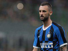 brozovic inter infortunio cagliari