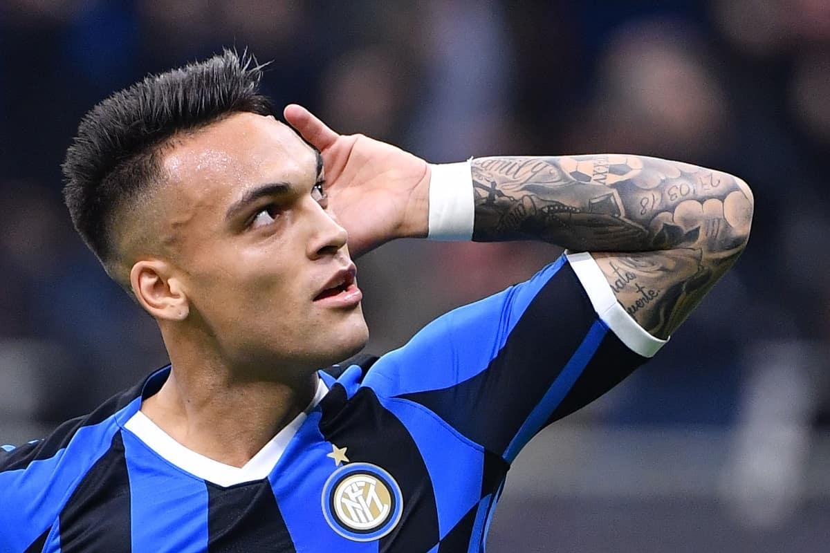 inter lautaro martinez