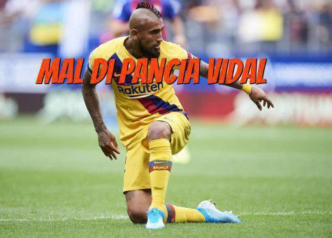 Calciomercato Inter, senti Vidal: