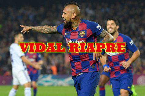 Inter, Marotta apre all'arrivo di Vidal