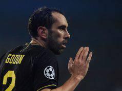 calciomercato inter godin eriksen tottenham mourinho