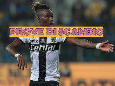 calciomercato inter karamoh kulusevski