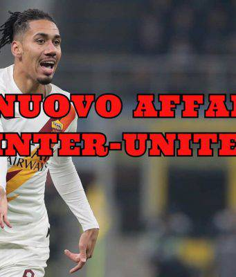 inter smalling roma manchester united