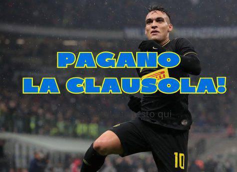 Calciomercato Inter, tutto fatto per il rinnovo di Lautaro: i dettagli