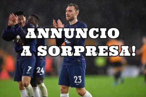 calciomercato inter eriksen tottenham levy manchester united