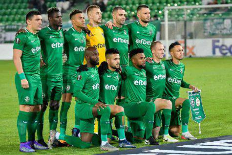 ludogorets inter sorteggio europa league