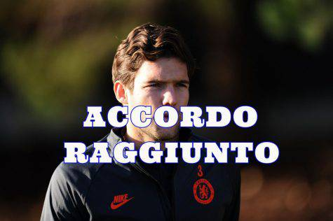 inter marcos alonso chelsea accordo atletico