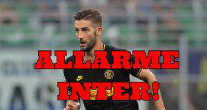 inter spal infortunio gagliardini
