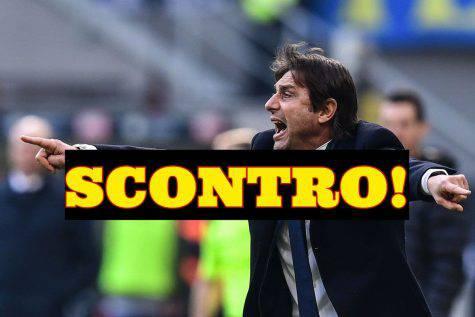 calciomercato inter conte eriksen giroud llorente lukaku