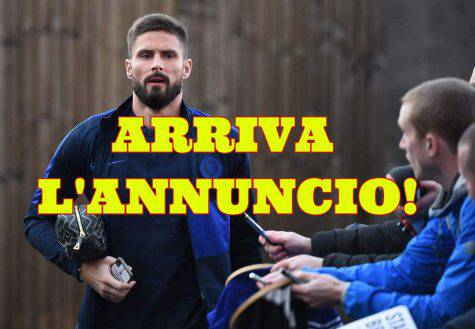 Giroud all'Inter, ci pensa Lampard: