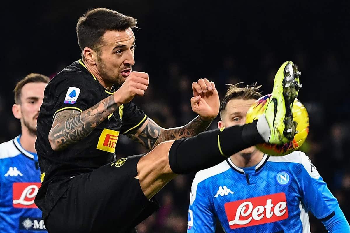 Napoli, trattativa in corso con l'Inter per Vecino